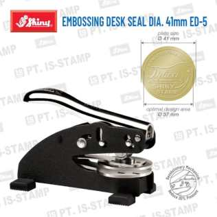 Embossing Seal stamp