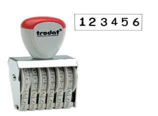 Manual Numbering Stamp